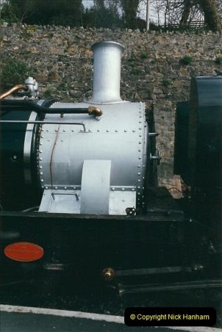 2000-03-12 Welsh Highland Railway, North Wales.  (23)209