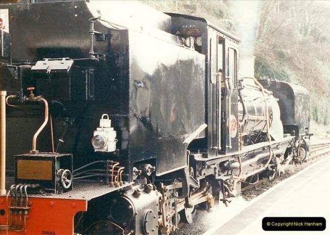 2000-03-12 Welsh Highland Railway, North Wales.  (24)210
