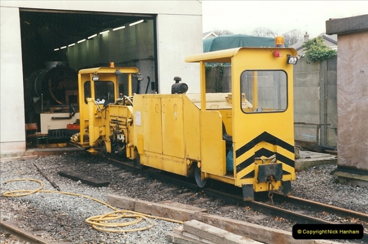 2000-03-12 Welsh Highland Railway, North Wales.  (3)189