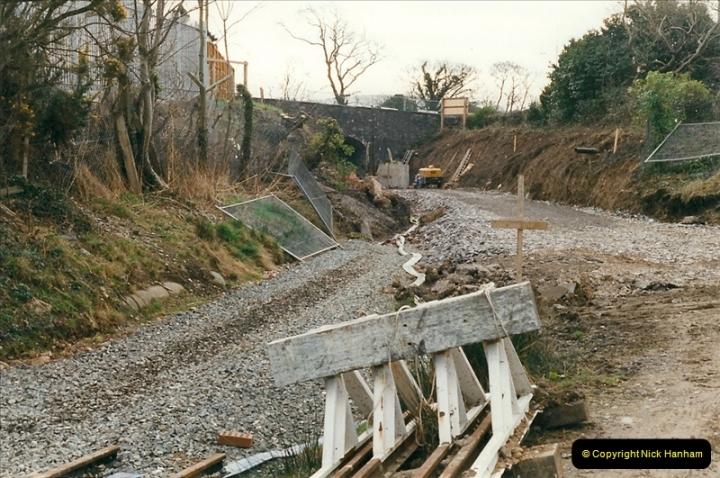 2000-03-12 Welsh Highland Railway, North Wales.  (4)190