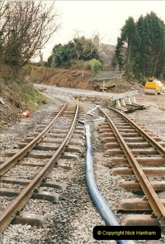 2000-03-12 Welsh Highland Railway, North Wales.  (5)191