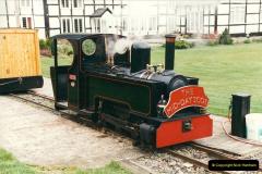 2000-03-10 Rhiw Valley Railway, North Wales.  (1)007