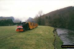 2000-03-10 Rhiw Valley Railway, North Wales.  (15)021