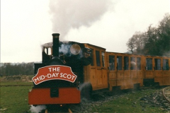 2000-03-10 Rhiw Valley Railway, North Wales.  (20)026