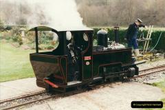 2000-03-10 Rhiw Valley Railway, North Wales.  (2)008