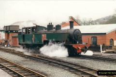 2000-03-10 Welshpool & Llanfair Railway, North Wales.  (11)039