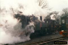2000-03-10 Welshpool & Llanfair Railway, North Wales.  (12)040