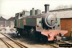 2000-03-10 Welshpool & Llanfair Railway, North Wales.  (13)041