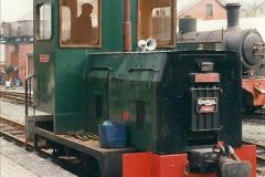 2000-03-10 Welshpool & Llanfair Railway, North Wales.  (18)046