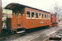 2000-03-10 Welshpool & Llanfair Railway, North Wales.  (22)050