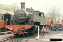 2000-03-10 Welshpool & Llanfair Railway, North Wales.  (8)036