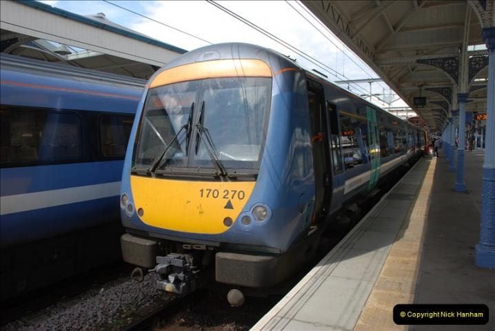 2010-05-04 Norwich & Bressingham.  (34)034