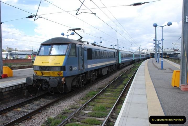2010-05-04 Norwich & Bressingham.  (40)040