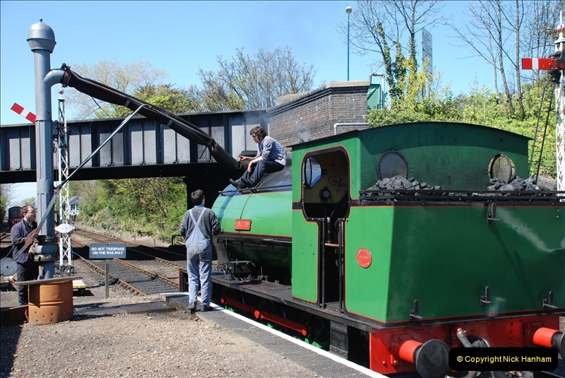 2010-05-05 Norwich and The North Norfolk Railway.  (117)357