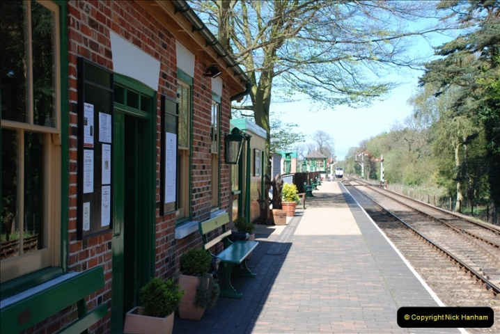 2010-05-05 Norwich and The North Norfolk Railway.  (143)383