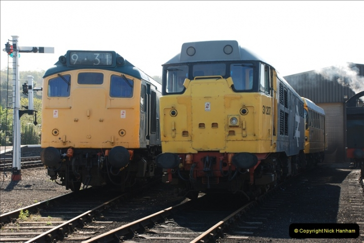 2010-05-05 Norwich and The North Norfolk Railway.  (211)451