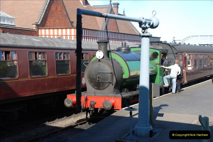 2010-05-05 Norwich and The North Norfolk Railway.  (258)498