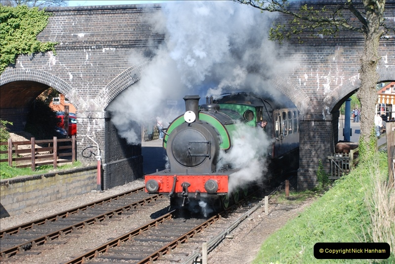 2010-05-05 Norwich and The North Norfolk Railway.  (259)499