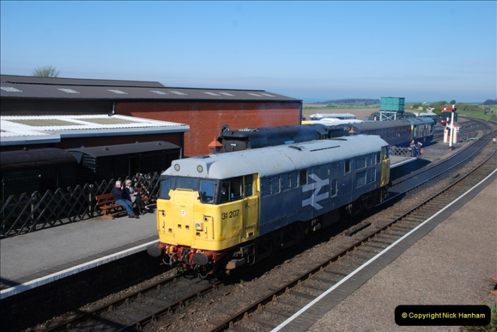 2010-05-05 Norwich and The North Norfolk Railway.  (265)505