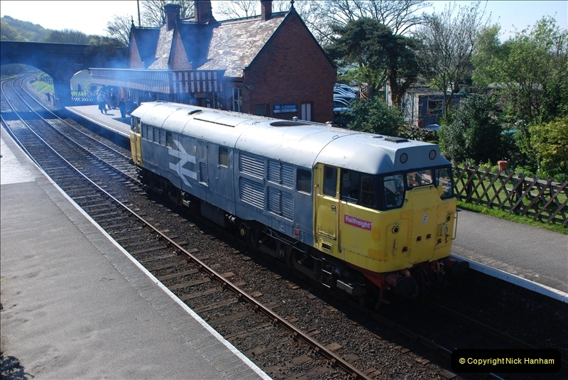 2010-05-05 Norwich and The North Norfolk Railway.  (266)506