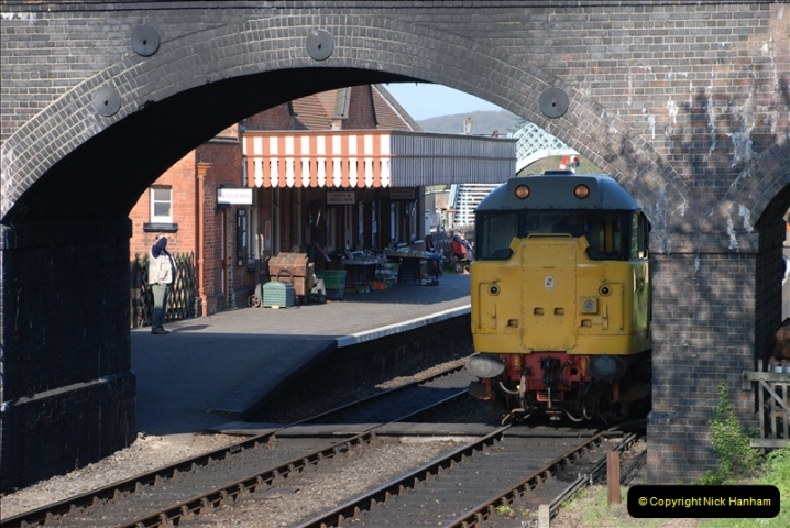 2010-05-05 Norwich and The North Norfolk Railway.  (275)515