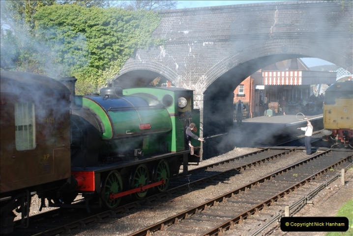 2010-05-05 Norwich and The North Norfolk Railway.  (276)516
