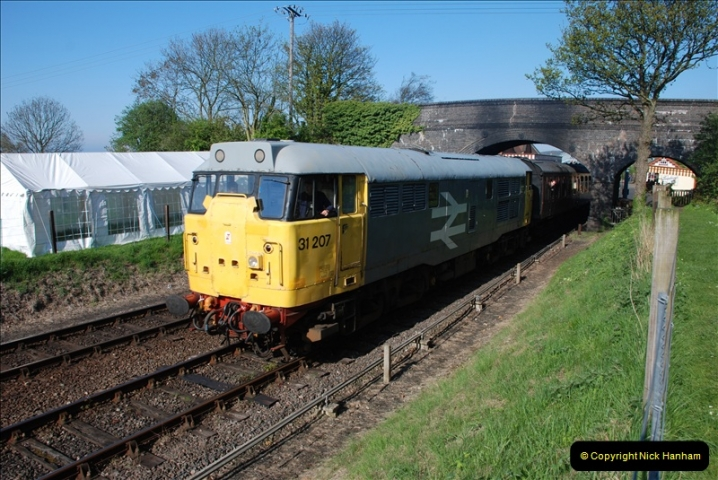 2010-05-05 Norwich and The North Norfolk Railway.  (281)521