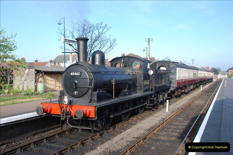 2010-05-05 Norwich and The North Norfolk Railway.  (303)543