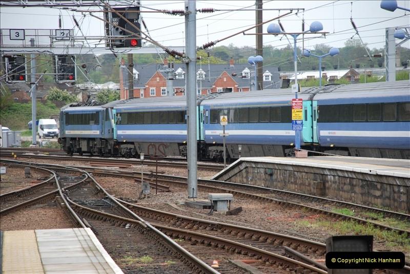 2010-05-06 Norwich & The Bure Valley Railway.  (11)577