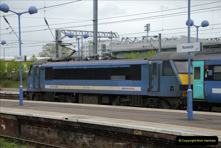 2010-05-06 Norwich & The Bure Valley Railway.  (12)578