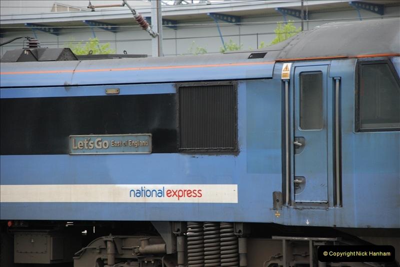 2010-05-06 Norwich & The Bure Valley Railway.  (13)579