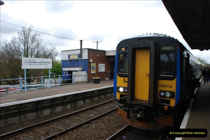 2010-05-06 Norwich & The Bure Valley Railway.  (14)580