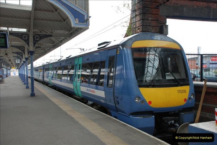2010-05-06 Norwich & The Bure Valley Railway.  (1)567