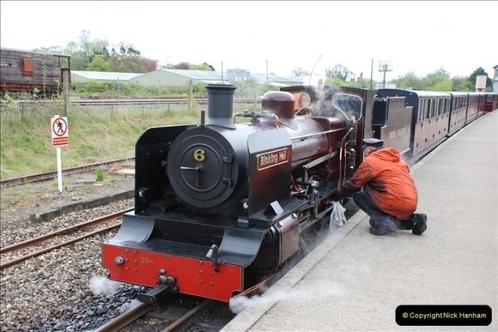 2010-05-06 Norwich & The Bure Valley Railway.  (16)582