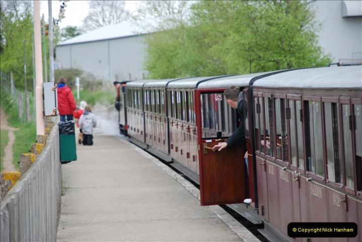 2010-05-06 Norwich & The Bure Valley Railway.  (19)585