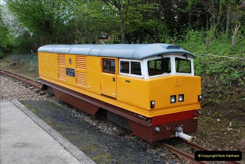 2010-05-06 Norwich & The Bure Valley Railway.  (20)586