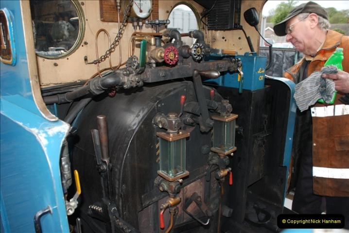 2010-05-06 Norwich & The Bure Valley Railway.  (27)593