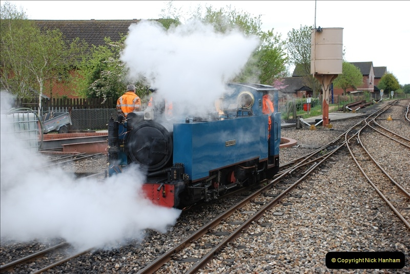 2010-05-06 Norwich & The Bure Valley Railway.  (33)599