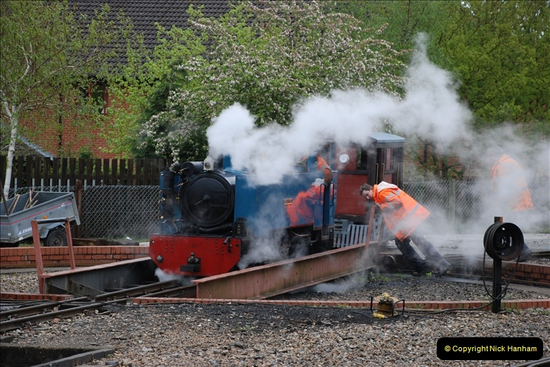 2010-05-06 Norwich & The Bure Valley Railway.  (35)601