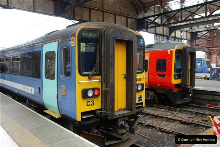 2010-05-06 Norwich & The Bure Valley Railway.  (3)569