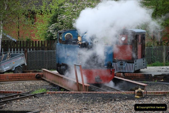 2010-05-06 Norwich & The Bure Valley Railway.  (36)602