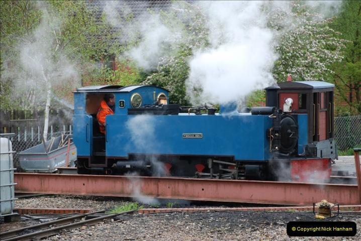 2010-05-06 Norwich & The Bure Valley Railway.  (37)603