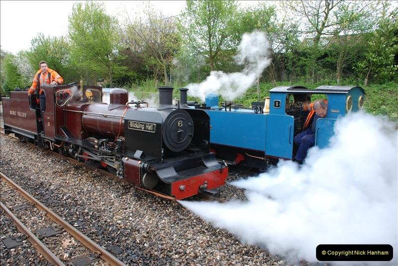 2010-05-06 Norwich & The Bure Valley Railway.  (38)604
