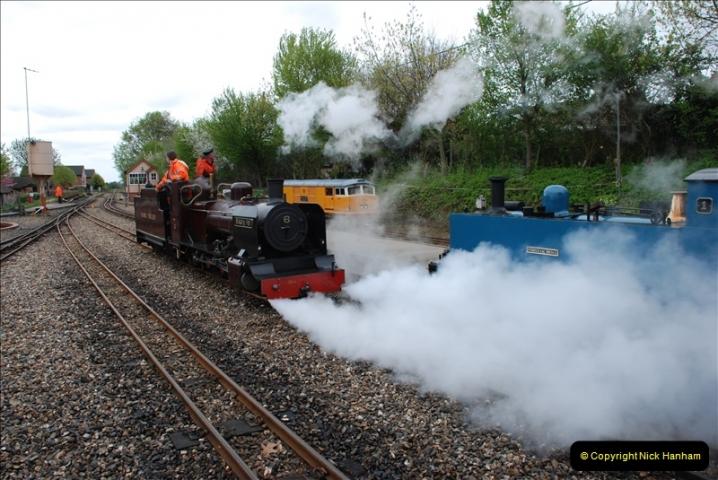 2010-05-06 Norwich & The Bure Valley Railway.  (39)605
