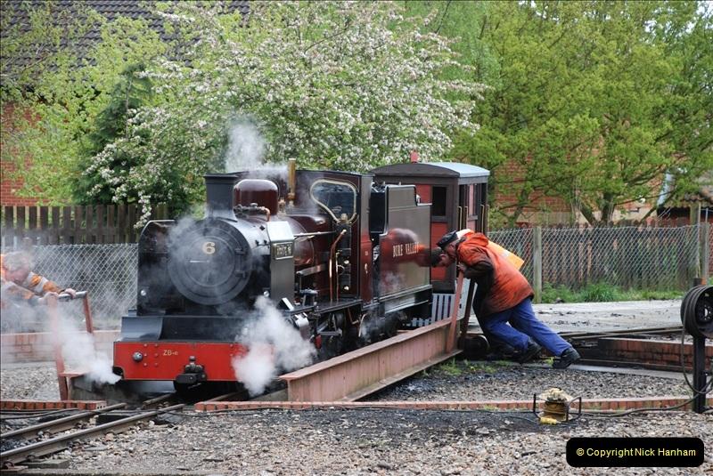 2010-05-06 Norwich & The Bure Valley Railway.  (40)606