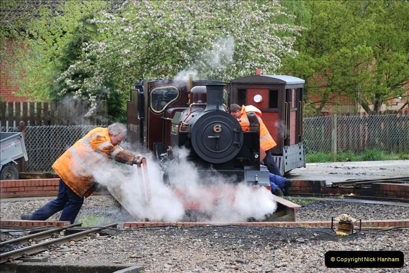 2010-05-06 Norwich & The Bure Valley Railway.  (41)607
