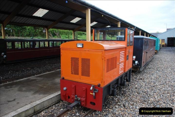 2010-05-06 Norwich & The Bure Valley Railway.  (43)609