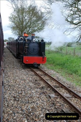 2010-05-06 Norwich & The Bure Valley Railway.  (45)611