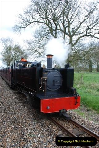 2010-05-06 Norwich & The Bure Valley Railway.  (46)612