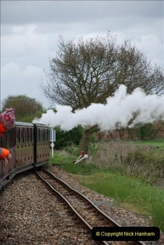 2010-05-06 Norwich & The Bure Valley Railway.  (47)613